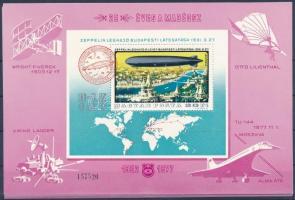 1977/A1 25 éves a MABÉOSZ 9 db emlékív (3.600)