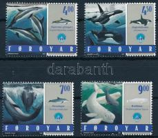 Óceánok éve; Bálnák sor Year of the oceans; whales set