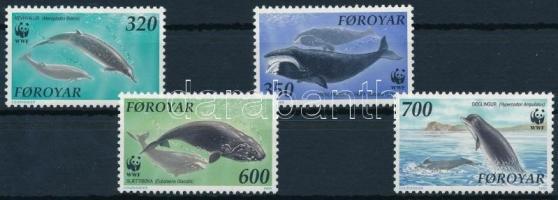1990 WWF: Bálnák sor Mi 203-206