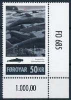 2010 Bálnák ívsarki bélyeg Mi 695