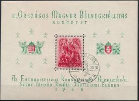 1938 ORBÉK blokk