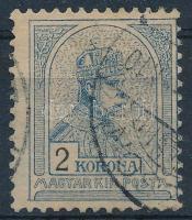 1904 Turul 2K 2. vízjelállás (17.500, MBK 600 pont!)