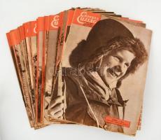 1958 Az Érdekes Újság teljes III. évfolyama, 52 szám