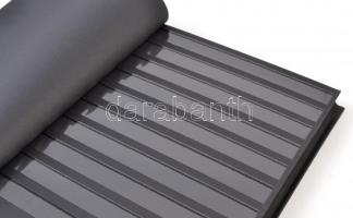A4-es 24 fekete lapos, 10 soros, új berakó fekete borítóval