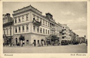 Kolozsvár Deák street
