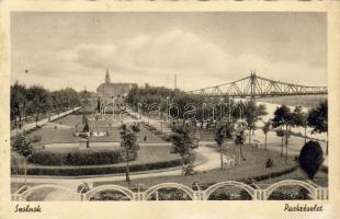 Szolnok, park