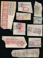 10 táviratkivágás az 1910-es évekből