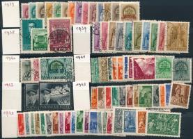 1939-1943 74 klf bélyeg berakólapon