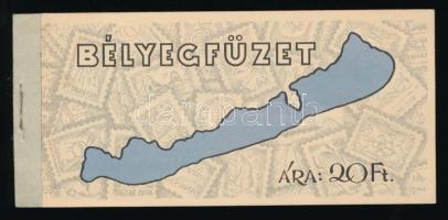 1969 Balaton+Dunakanyar bélyegfüzetek (4.000)