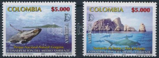Environmental Protection; Whale corner set Környezetvédelem; Bálna sor