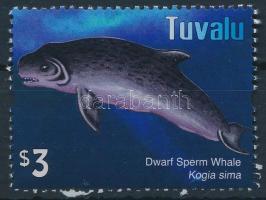Bálna bélyeg Whale stamp