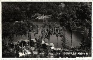 Szovátafürdő, Sovata; Medve-tó / lake
