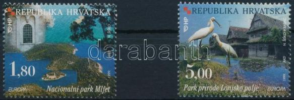 Europa CEPT: Nemzeti parkok sor Europa CEPT: National Parks set