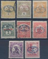Debrecen I. 1919 8 klf érték garancia nélkül (**75.800)