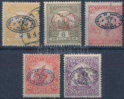 Debrecen I. 1919 5 klf érték garancia nélkül (**68.500)
