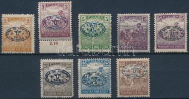Debrecen I. 1919 8 klf Arató érték garancia nélkül (**88.800)