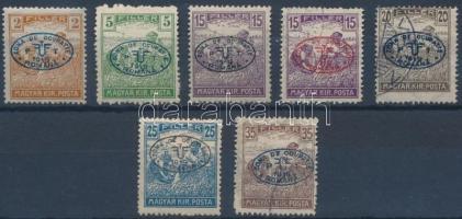 Debrecen I. 1919 7 klf Arató érték garancia nélkül (**85.800)
