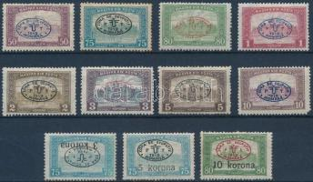 Debrecen I. 1919 11 klf Parlament érték garancia nélkül (**107.600)