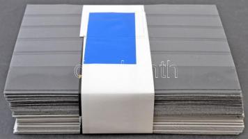 100 db 20,5x15 cm-es, 5 soros stecklap