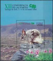 Fajvédelmi egyezmény; Állat blokk Species protection convention; animal block