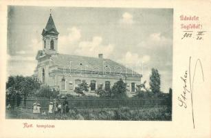 Budapest XIV. Zugló, Róna utca 197. Református templom