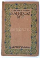 Cholnoky Viktor: Kaleidoszkop. Első kiadás! Bp., Az Élet Irodalmi Nyomda Rt. (Révai bizomány). Kiadói egészvászon kötés