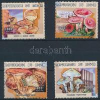 1999 Gomba sor Mi 1733-1736