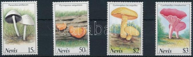 1987 Gomba sor Mi 475-478