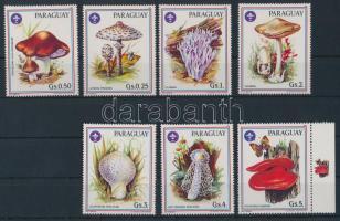 1986 Gomba sor Mi 3950-3956