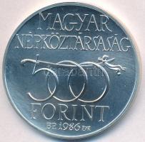 1986. 500Ft Ag Budavár visszavétele 1686 T:BU Adamo EM97