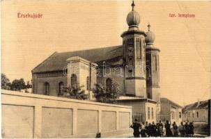 Érsekújvár, Nové Zamky; Zsinagóga, W. L. Bp. 440. / synagogue (kis szakadás / small tear)