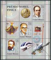2005 Nobel-díjasok kisív Mi 3174-3176