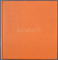 Lindner ívberakó 37 lappal, gyűrűs borítóval
