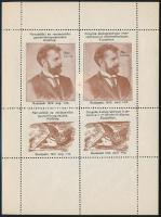 1913 Nemzetközi és rendszerközi gyorsíró kongresszus kiállítása levélzáró kisív