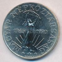 1970. 100Ft Ag Felszabadulás T:BU Adamo EM37