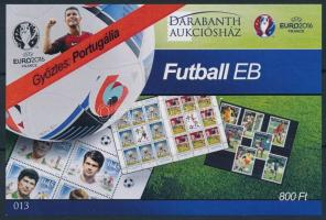 2016 Labdarúgó EB. - Győztes: Portugália emlékív (ssz.: 013)