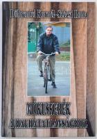 Döbrentei Kornél-Szécsi Ilona: Mókuskerék a halhatatlansághoz. Kaposvár, 2005, Agro-Varietas. Kiadói kartonált papírkötés. A szerzőpáros egyikének, Döbrentei Kornélnak a dedikációjával.
