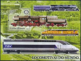2005 Vonatok kisív Mi 3276-3281