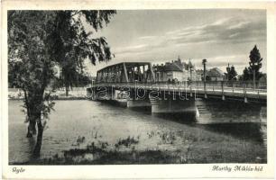 Győr, Horthy Miklós-híd