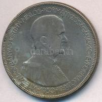 1930. 5P Ag Horthy jobbra T:3 Adamo P8