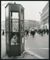 cca 1965 Budapesti életképek, 6 db vintage fotó, 22x18 cm