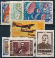Szovjetunió 3 db klf kiadás (Mi EUR 60,-)