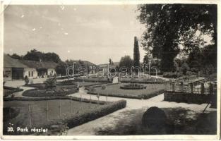 Félixfürdő, Baile Felix; park, Fotofilm Kolozsvár kiadása (EK)