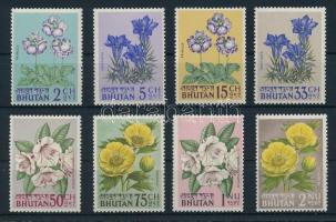 1965 Virág sor Mi 45-52