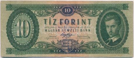 1947. 10Ft T:III,III-