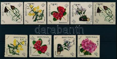 1967 Virág sor Mi 45-52