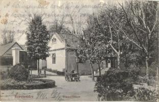 Szentendre, Szanatórium, vendéglő (EK)