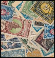 Oroszország 85 db klf bélyeg tasakban ömlesztve