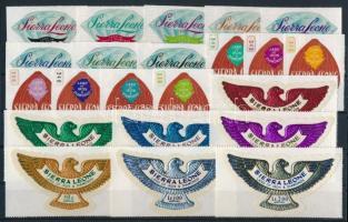 1970 Forgalmi sor Mi 493-514