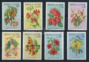 1986 Virág sor Mi 901-908